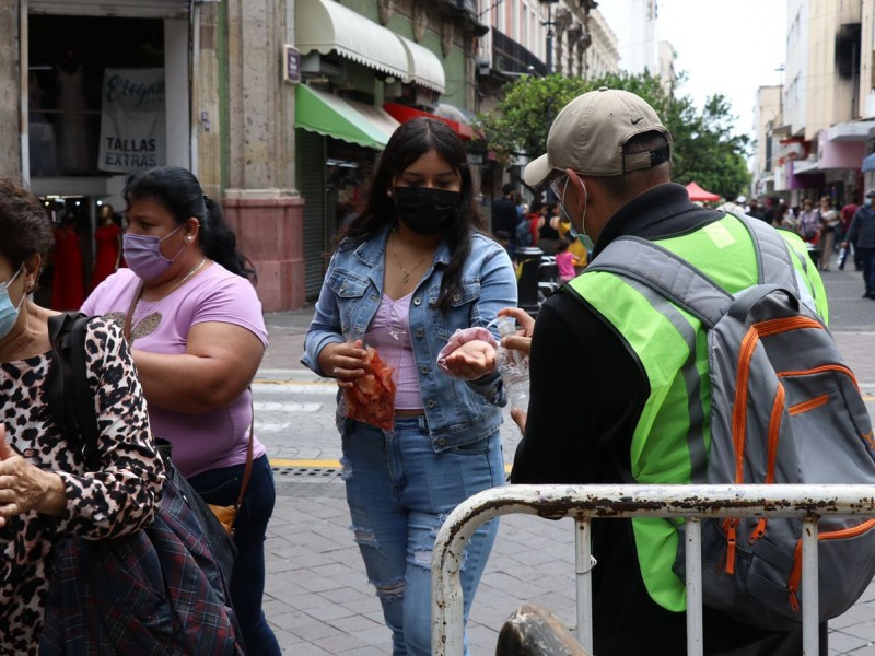 Instalan 50 filtros en puntos de Guadalajara