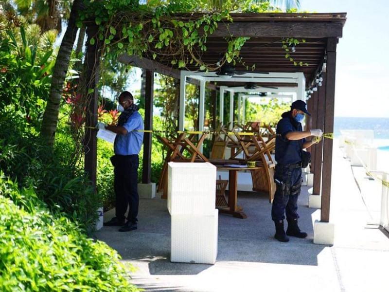 Instalan cerco sanitario en complejo turístico de BADEBA