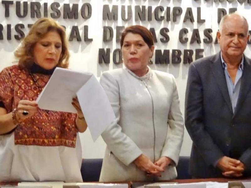 Instalan Consejo consultivo en San Cristóbal