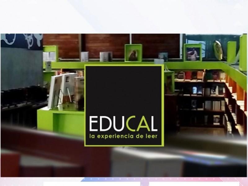 Instalan librería Educal en museo de arte de Nogales