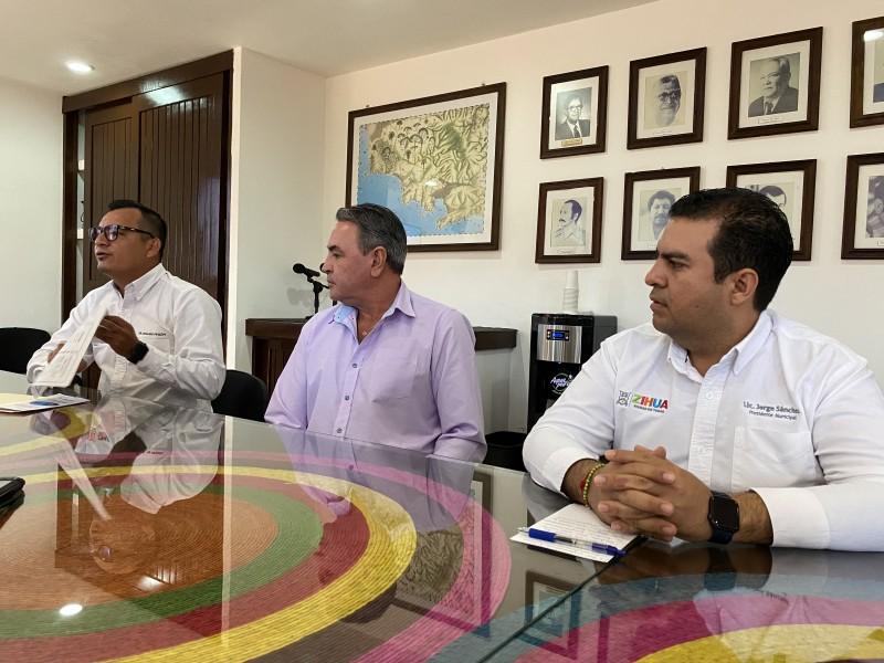 Instalan línea directa en Zihuatanejo para dudas del Covid-19