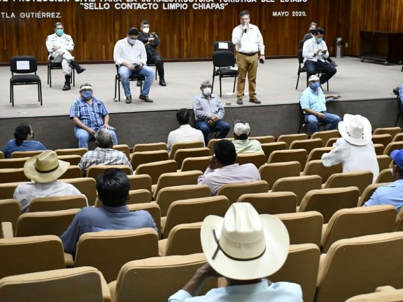 Instalan mesa de diálogo en Carranza