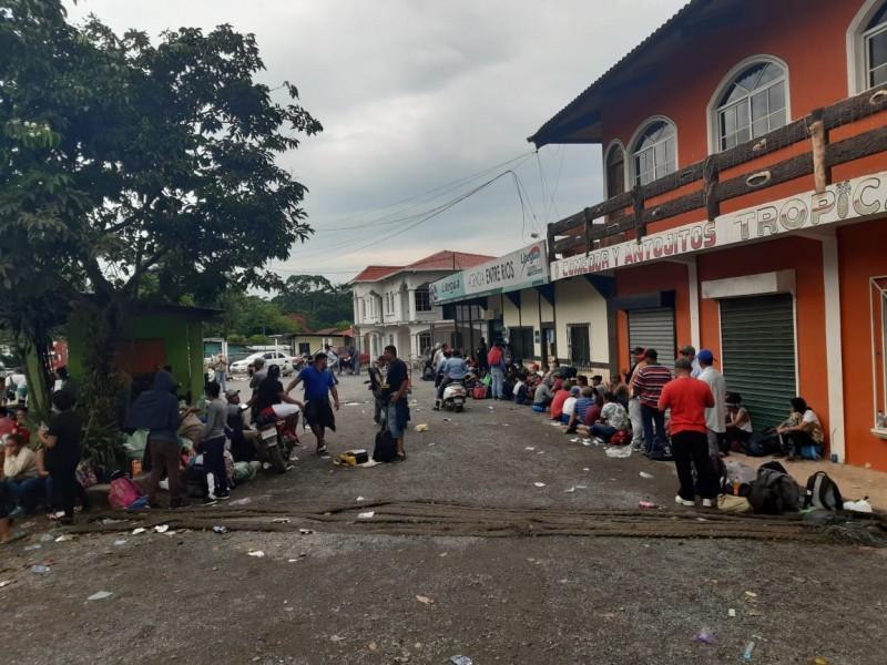 Instalan mesas de atención interinstitucional a migrantes