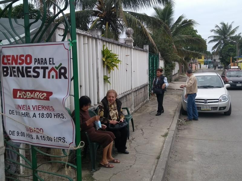 Meganoticias Realizan Censo En Tuxpan Para Programas Federales