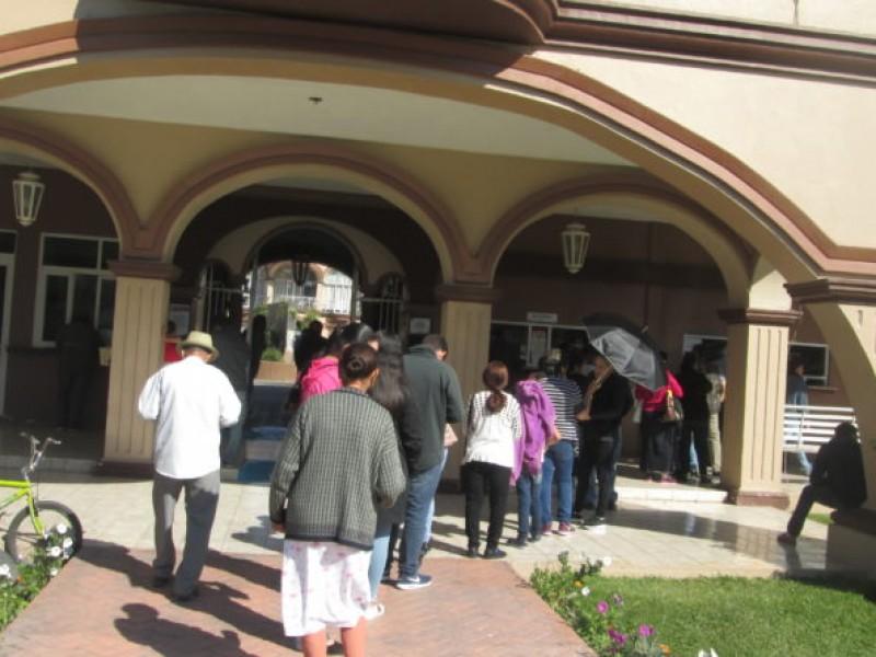 Instalan módulos de pago en diferentes zonas de Sahuayo