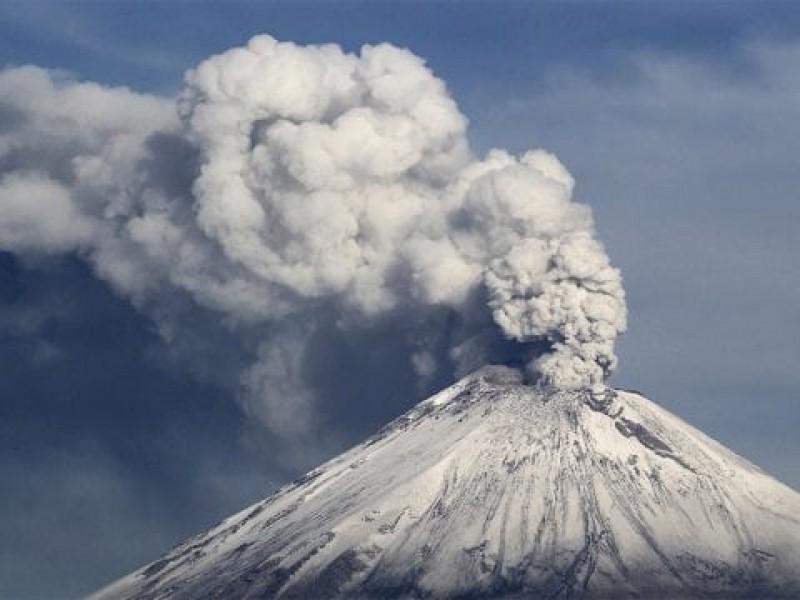 Instalan nuevo equipo de vigilancia en volcanes