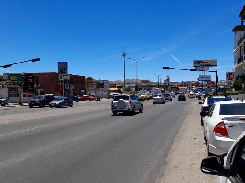 Instalan semáforos para disminuir accidentes viales