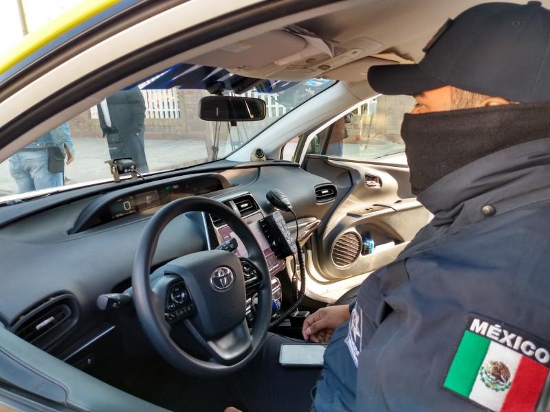 Instalan videocámaras en patrullas de Tránsito y Vialidad de Torreón
