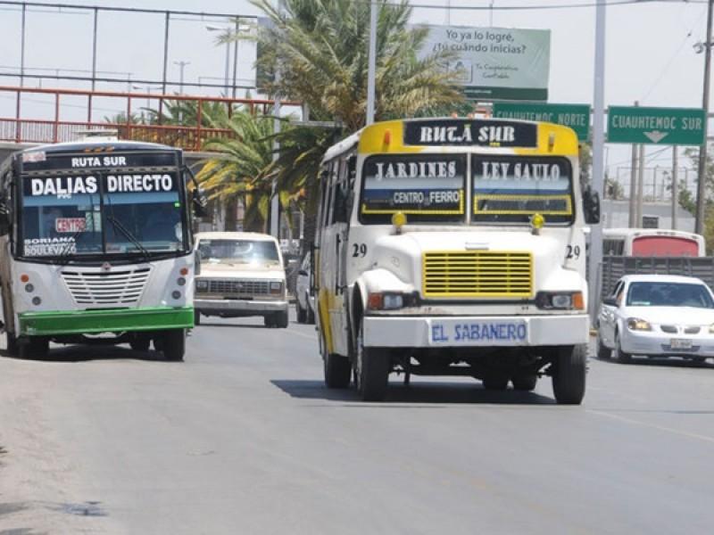 Instalarán módulos de credencialización de transporte en universidades