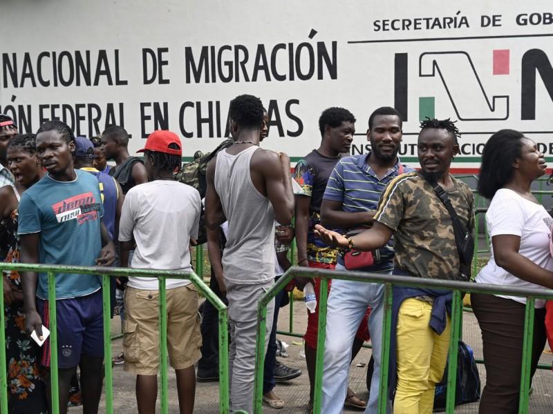 Instituto Nacional de Migración busca cuidar del coronavirus a migrantes