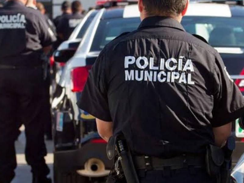 Insuficiente fuerza policial del orden municipal