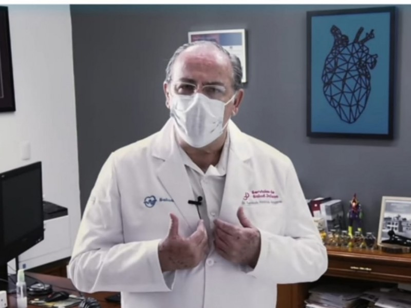Insuficiente personal médico si se extiende pandemia; SSJ