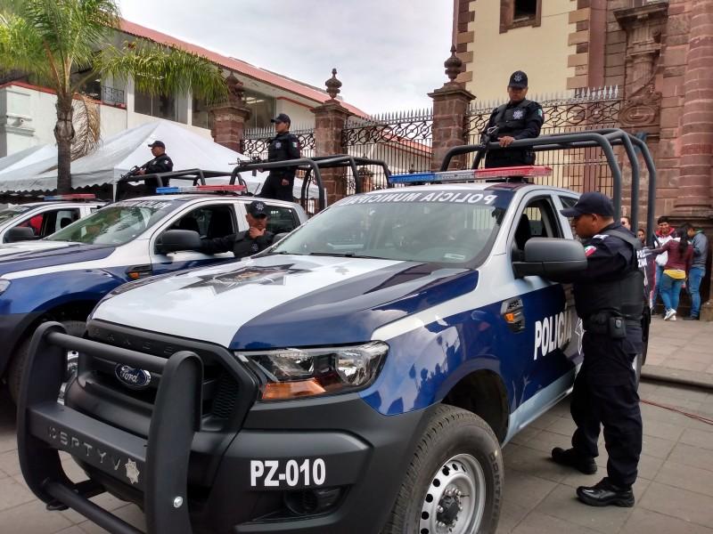 Insuficientes policías y patrullas para garantizar seguridad
