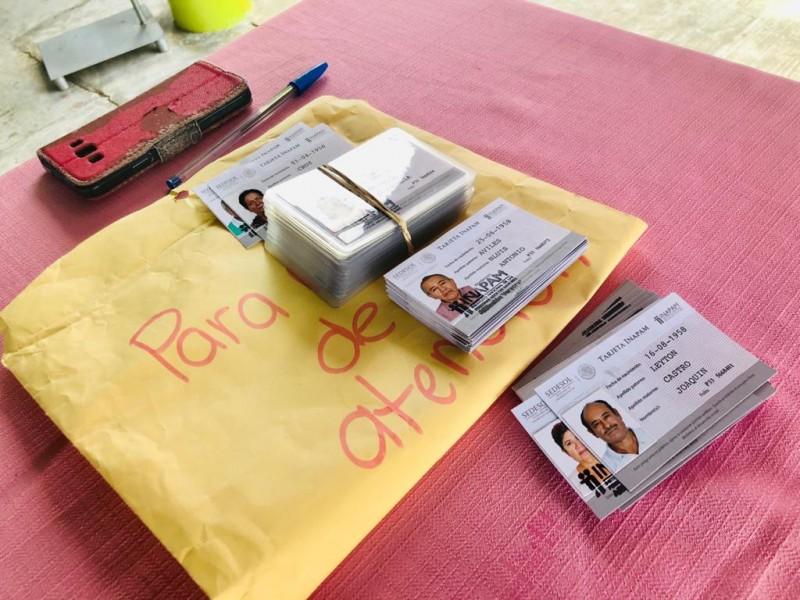 Insuficientes tarjetas de INAPAM en Tuxpan