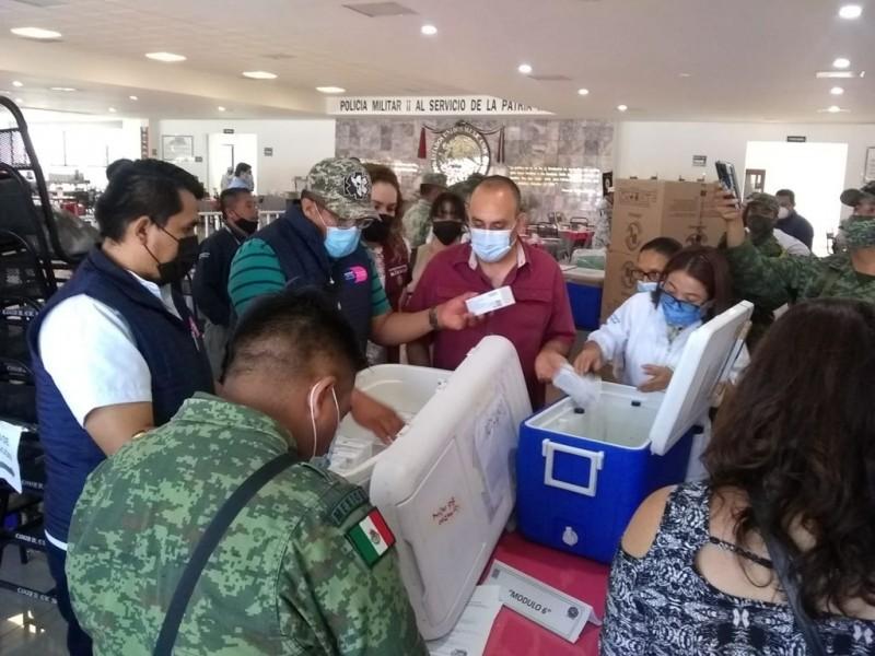 Insuficientes vacunas para inmunizar a Guanajuato: SSG