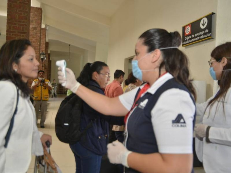 Intensifica Colima medidas para prevenir presencia de coronavirus
