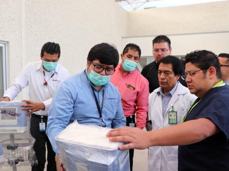 Intensifica IMSS capacitación a trabajadores frente al COVID-19