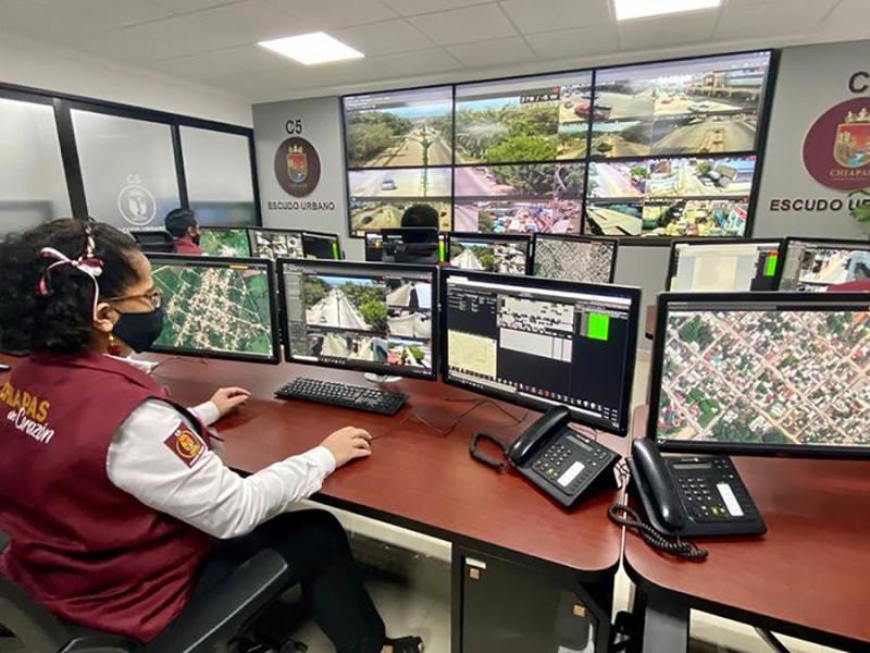 Intensifican medidas de seguridad en Tonalá