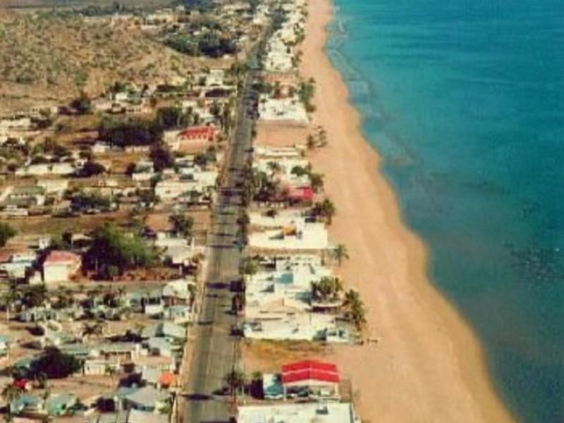 Intentan extorsionar a clientes de hotel en Bahía de Kino