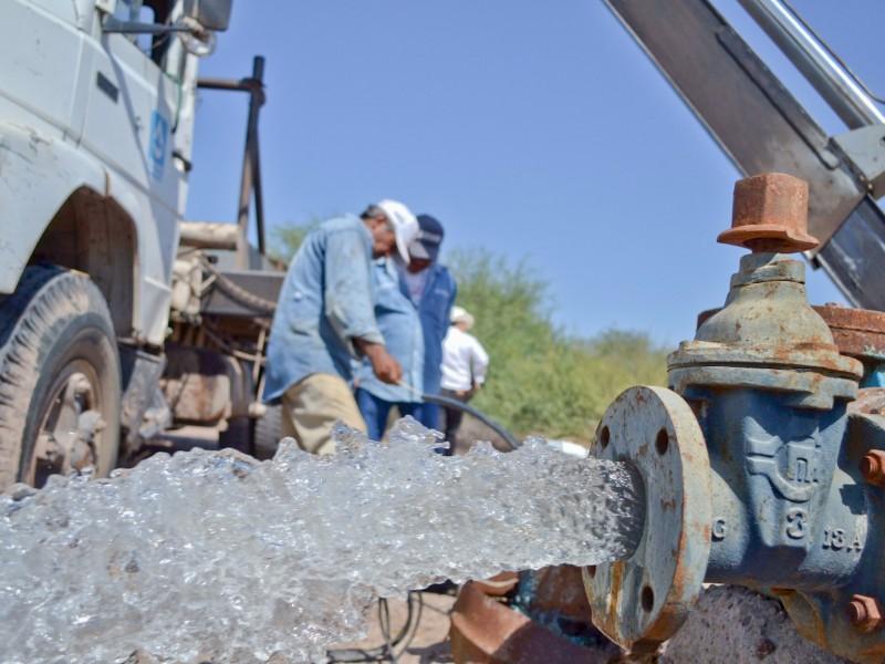 Intentarán privatizar servicio de agua en Navojoa