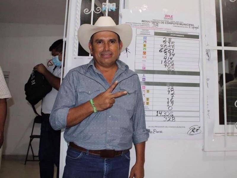 Intento de homicidio ganador alcaldía Espinal, Veracruz
