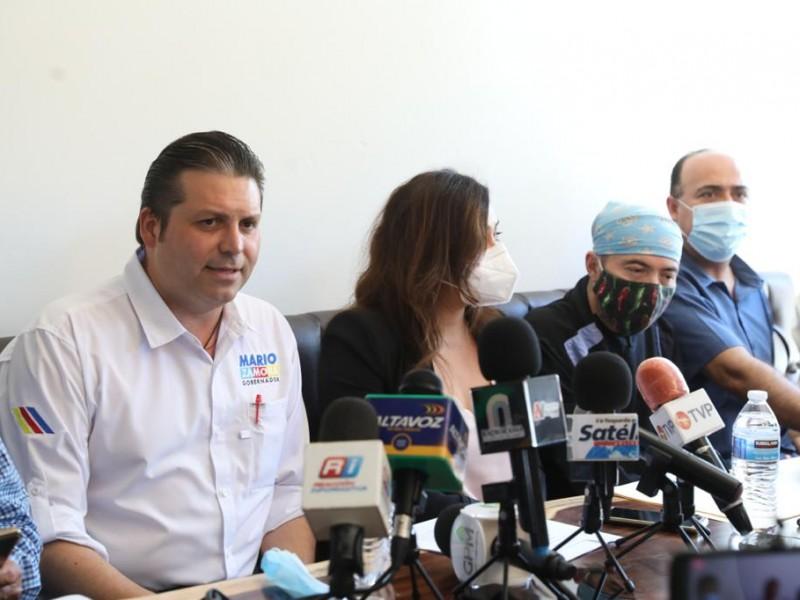 Intercamaral Culiacán apoyará a los candidatos de Va por Sinaloa