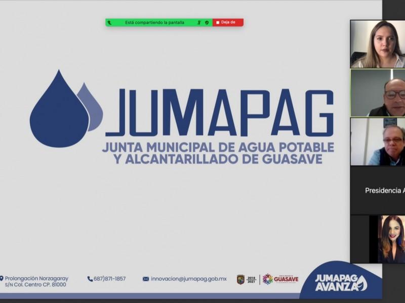Intercamaral presenta plan de continuidad para Jumapag