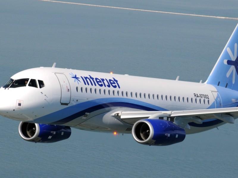 Interjet vuelve a cancelar vuelos; acumula tres días consecutivos