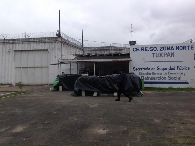 Interno muere en  Cereso  de Tuxpan