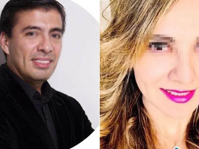 Interpol emite ficha roja contra esposo de Abril