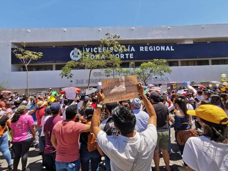 Interponen denuncia colectiva, exigen justicia para Rodolfo Corazón