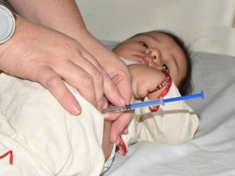 Interrumpe SSA vacuna triple viral en Chiapas