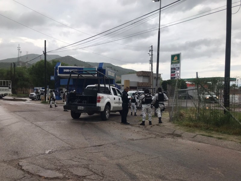 Intervención de elementos de seguridad frenó violencia en Magdalena: Fiscal