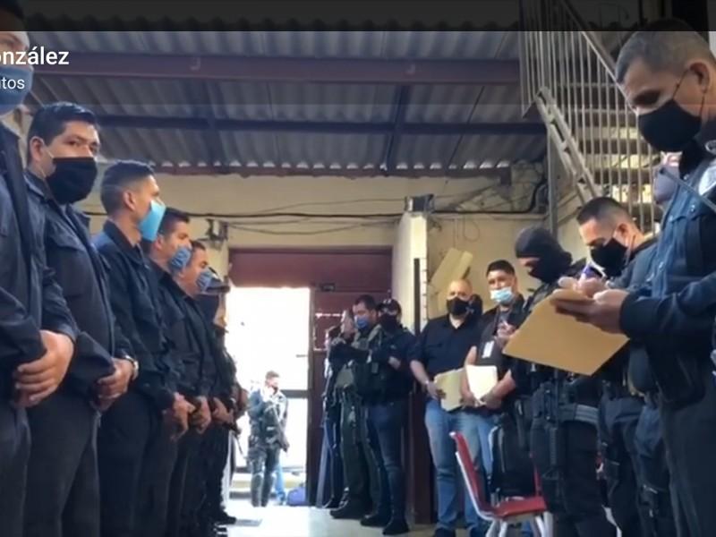 Interviene el Estado a la policía de Ixtlahuacan