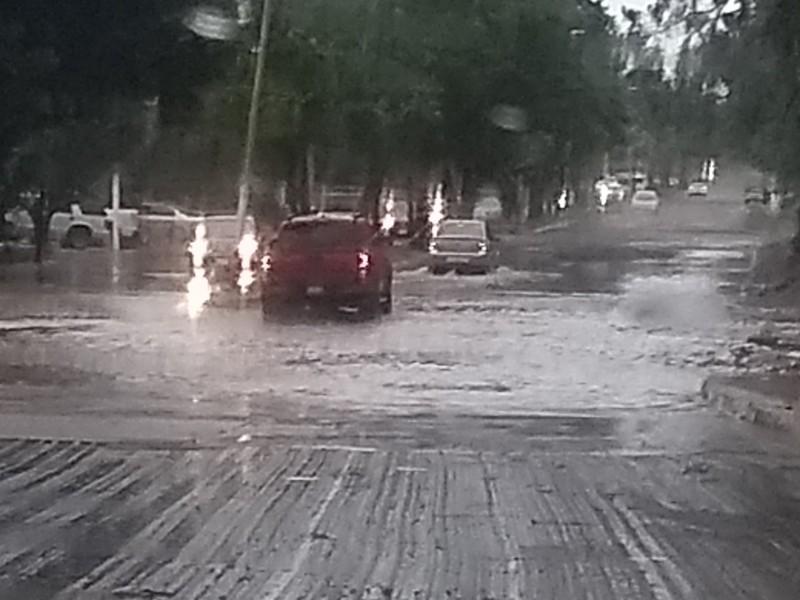 Logra afectaciones la depresión tropical en Cajeme