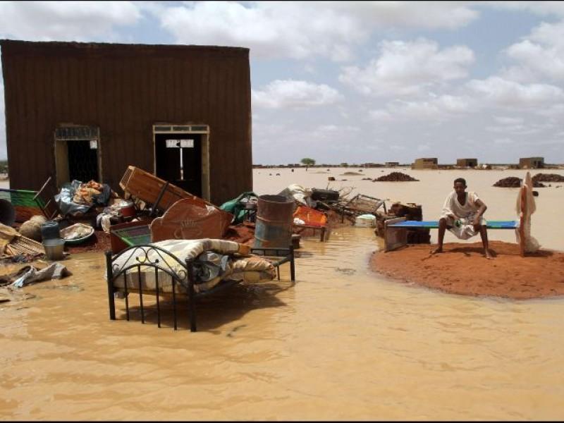Inundaciones en Sudán deja más de 80 muertos