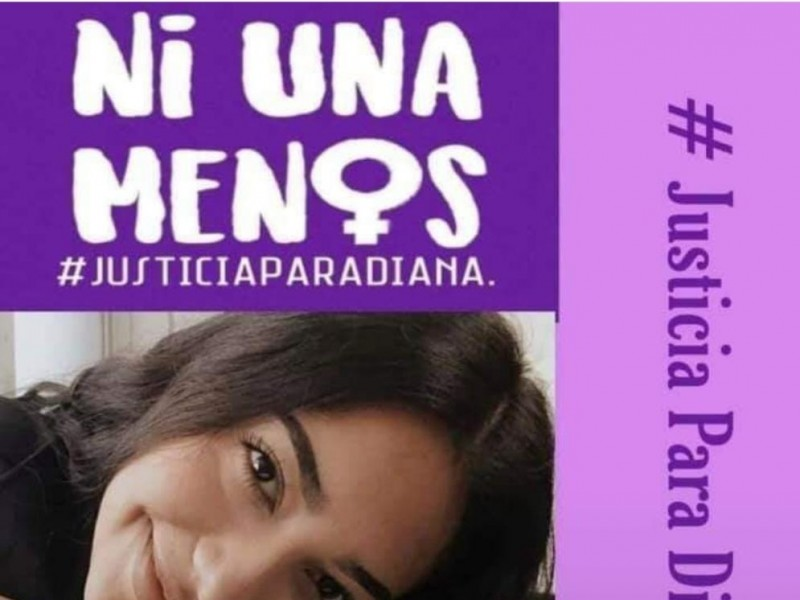 Inundan redes sociales con el hashtag #JusticiaParaDiana.