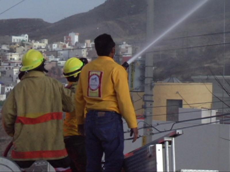 Invaluable labor la del bombero