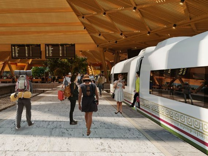 Inversión del Tren Maya asciende a 139 MDP