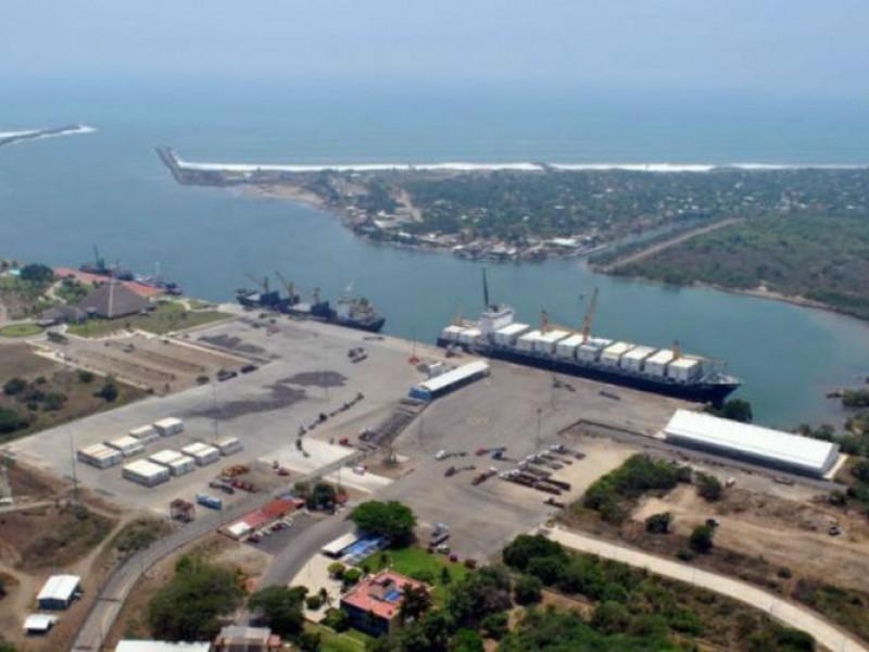Inversión millonaria para puerto Chiapas