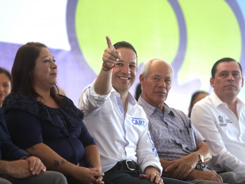 Invertirán 1700 mdp en obras para Querétaro