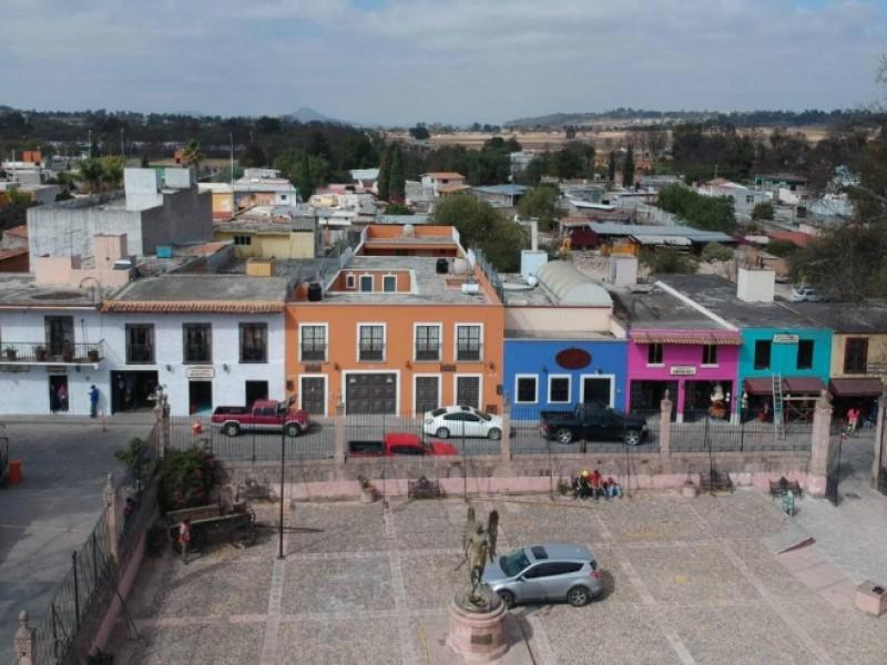 Invertirán 26 mdp en obras de urbanización en Huimilpan
