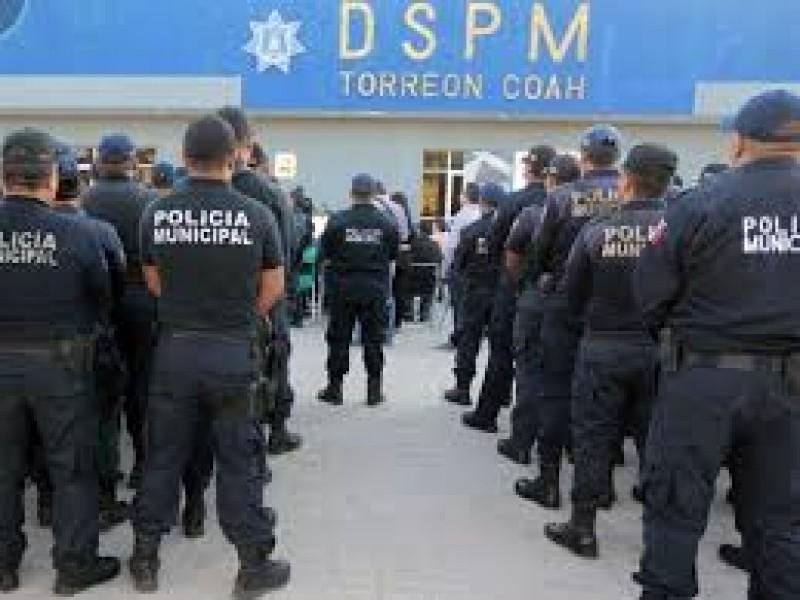 Investiga Derechos Humanos 18 presuntas violaciones de policías de Torreón