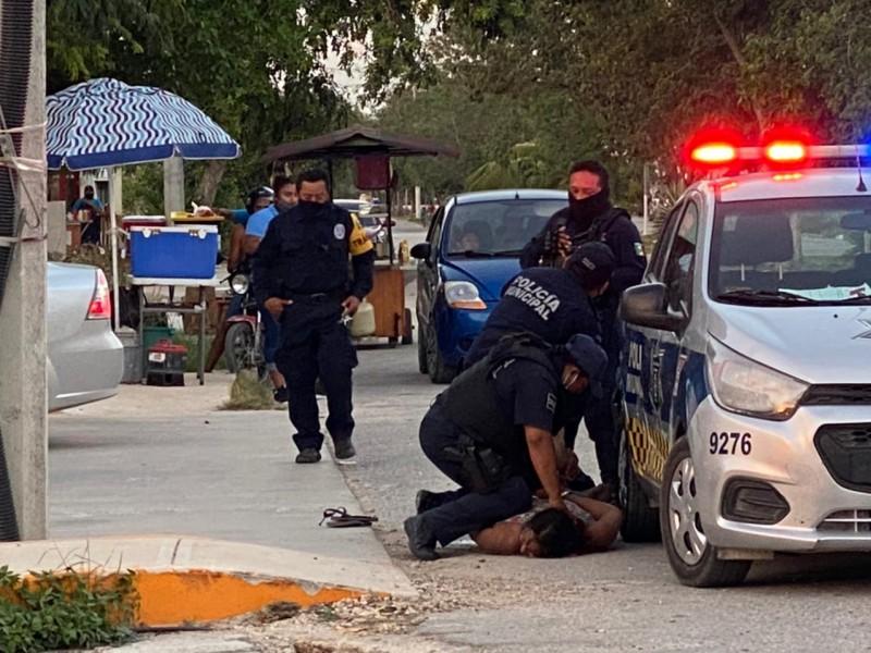 Investiga FGE a policías por muerte de mujer en Tulum