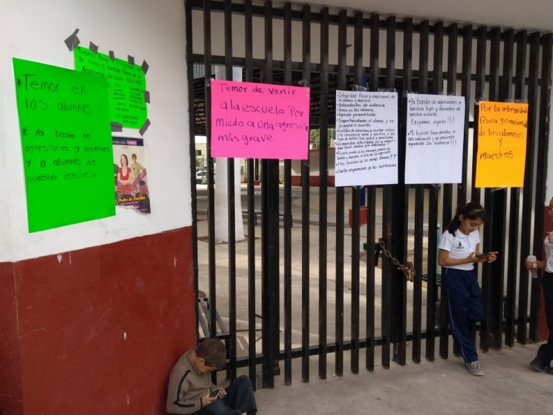 Investiga SEPyC caso de agresión en Primaria