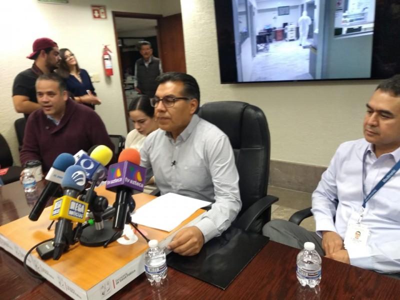 Investiga Sonora siete casos sospechosos de coronavirus