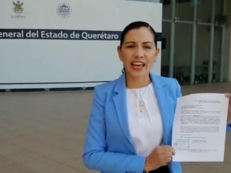 Investigación a Elsa Méndez por presunto homicidio