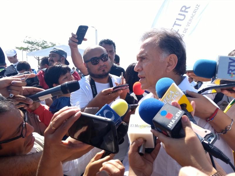 Investigan asalto ocurrido en Boca del Río: Gobernador