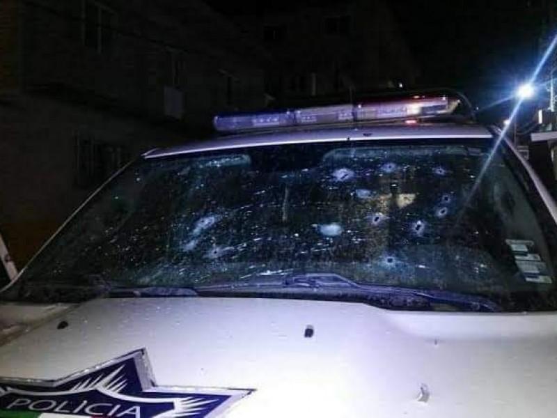 Investigan asesinato de cuatro policías en Encarnación de Díaz