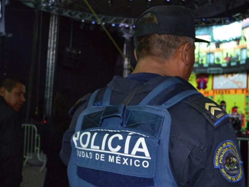 Investigan ataque con armas de fuego en CDMX